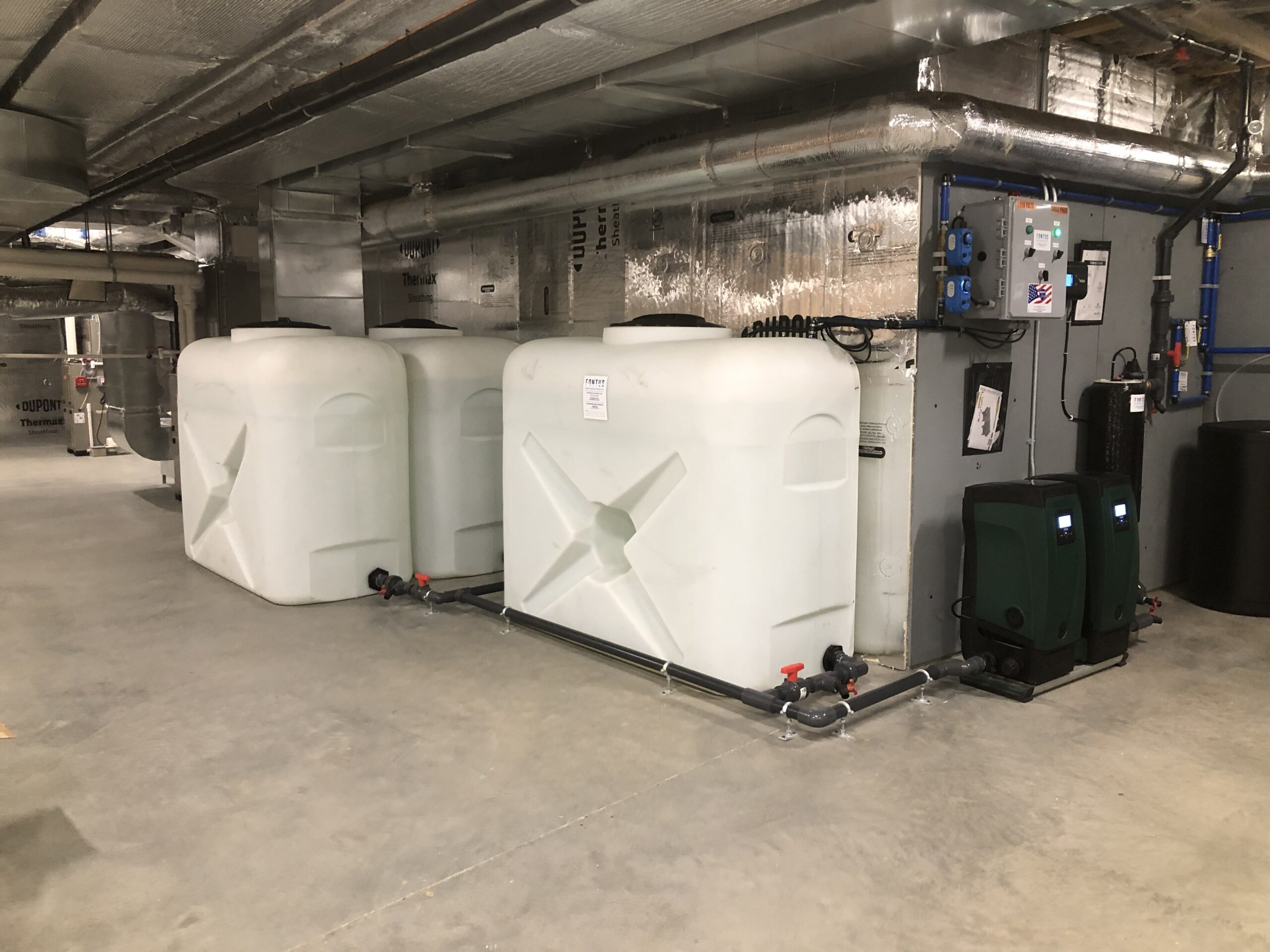 Fontus Commercial Water Treatment System